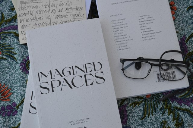 Imagined Spaces, by Gail Low and Kirsty Gunn