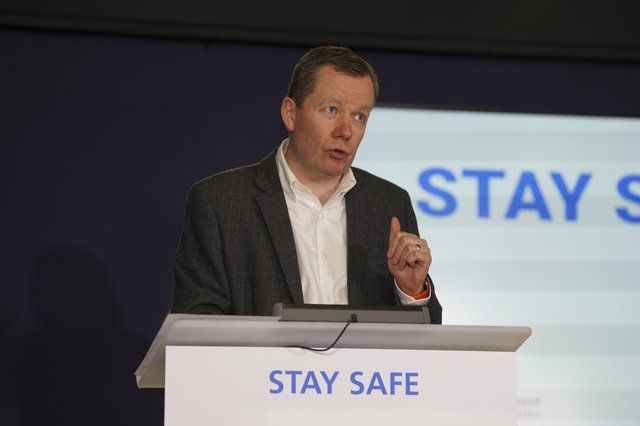 Professor Jason Leitch has warned that Scotland is entering a third wave.