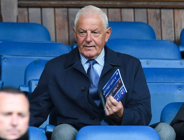 Walter Smith had two spells in charge at Rangers