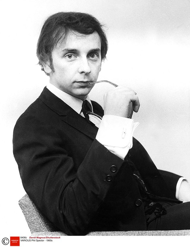 Phil Spector in his Sixties heyday