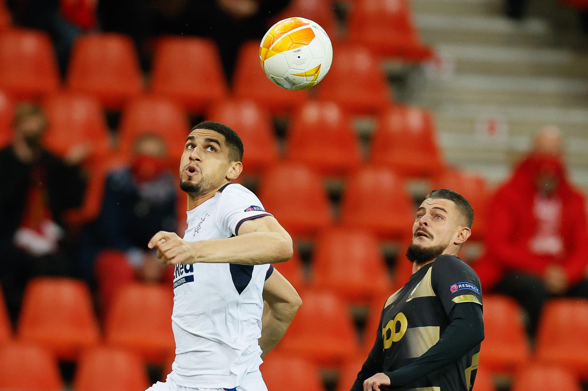 Rangers' European opponents Standard Liege hit with three further Covid cases