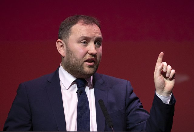 """Ian Murray said a second referendum was """"not inevitable""""."""