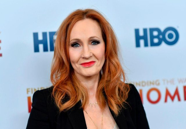Author and humanitarian J K Rowling has been targeted by hardline Trans activists (Picture: Getty)