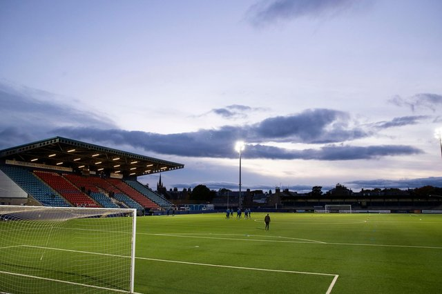 Links Park waits patiently for the resumption of football after Covid.