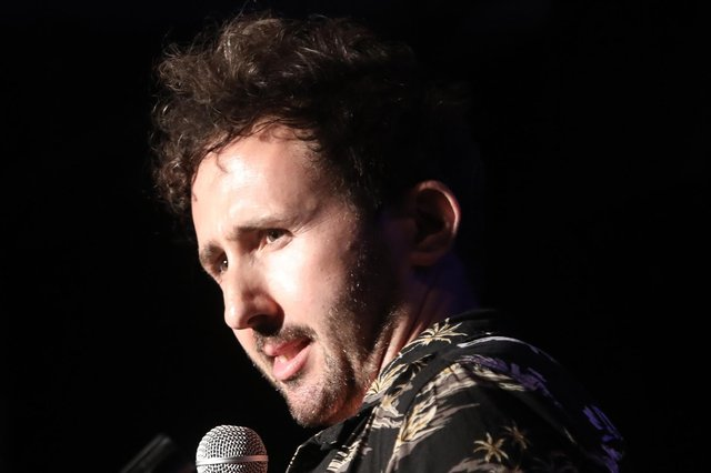 Nathan Cassidy has become the first stand-up to confirm a live show at this year's Fringe.