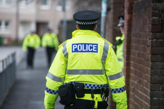 Police officers do an extremely difficult job and their mental health should be protected (Picture: John Devlin)