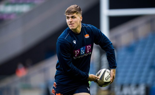 Jack Blain has been named in Scotland's summer squad. Picture: Ross Parker/SNS