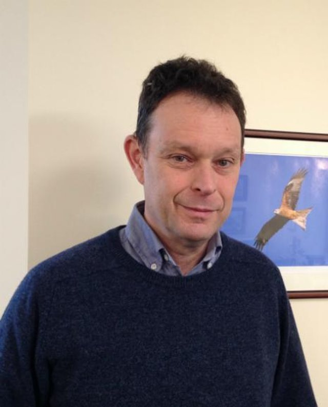 Duncan Orr-Ewing, Head of Species and Land Management, RSPB Scotland