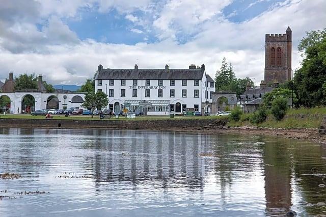 The Inveraray Inn. Picture: Contributed