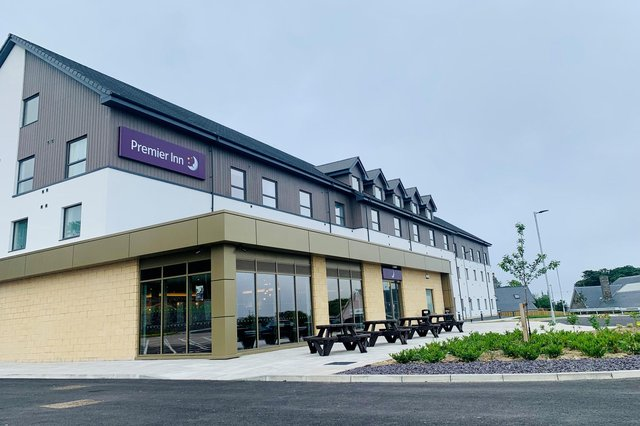 The new 85-bedroom hotel in the heart of Thurso has created 35 jobs. It is the fourth new Premier Inn hotel to open in Scotland this calendar year.