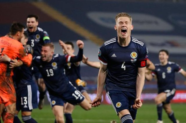 Children will not be allowed to watch the Scotland v Czech Republic game in Beeslack Community High School next Monday.