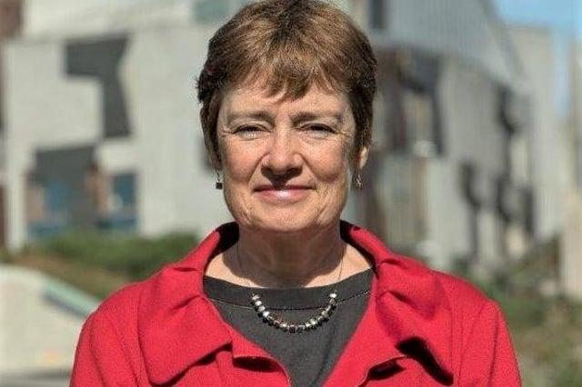 Lothian Labour MSP Sarah Boyack
