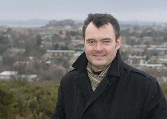 Grant Stott has joined the cast of Scottish soap River City. Picture: Craig Stephen