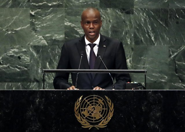 Jovenel Moise: Haiti's President has been assassinated at his home amid political instability