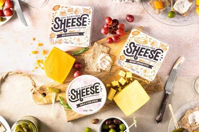 Bute Island Foods, which employs around 180 staff, makes vegan cheese alternative Sheese.