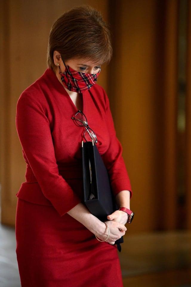 Nicola Sturgeon has said the Dunblane shootings were etched on people's memories.