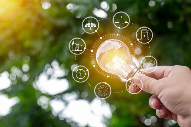 The webinar panel held forth on the development of a virtuous circle, whereby organisations and employees,  clients and supply chains all act on each other to encourage a more sustainable approach to business. Picture: Shutterstock