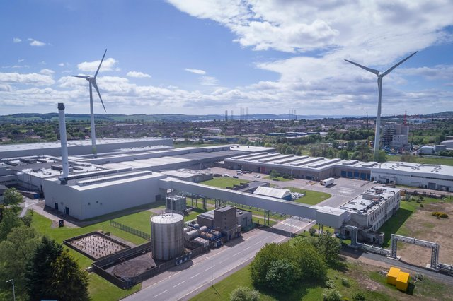 The Locate facility will be based at Michelin Scotland Innovation Parc (MSIP) on the former tyre factory site in Dundee.
