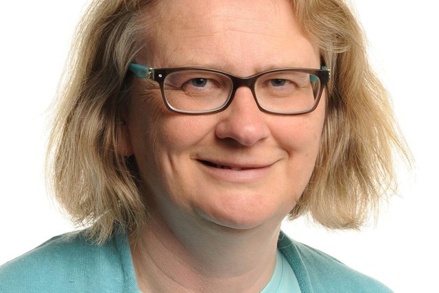 Professor Zosia Miedzybrodzka.