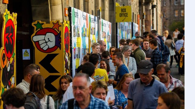 What could be done to ensure the world's biggest arts festival comes back stronger in 2021? PIC: Scott Louden