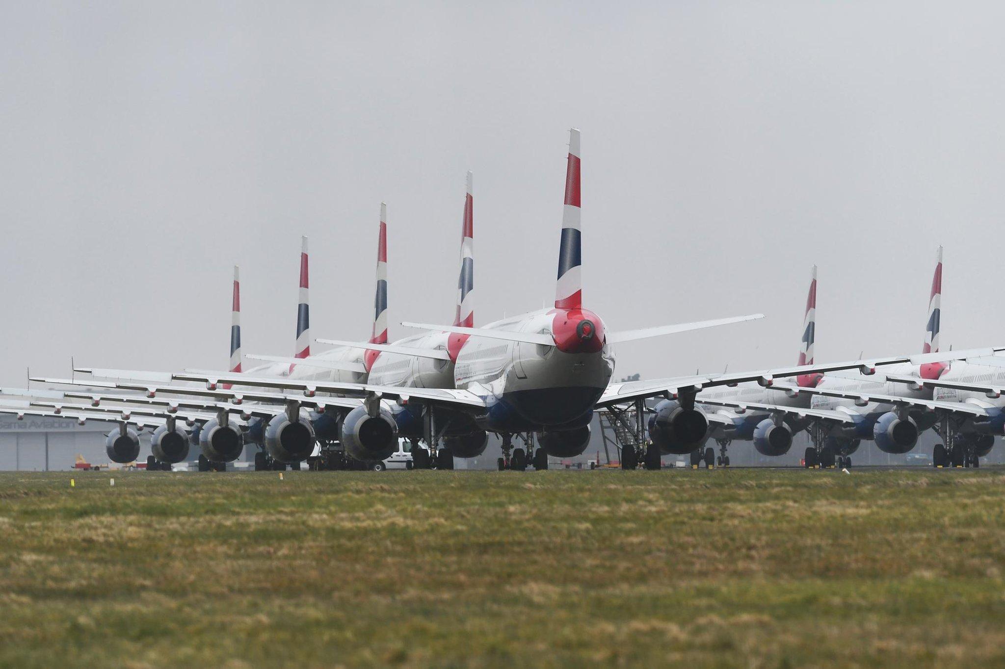 Bumper Agustus untuk pesanan pesawat tetapi perkiraan 'jalan panjang menuju pemulihan'