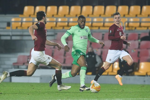 Celtic were soundly beaten again by Sparta Prague in the Europa League. Picture: SNS