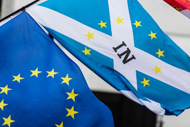 Kirsty Hughes, who was the director of the Scottish Centre on Europe Relations (SCER), said the issue of an independent Scotland joining the EU was a completely different question to whether the UK could ever be allowed back in.