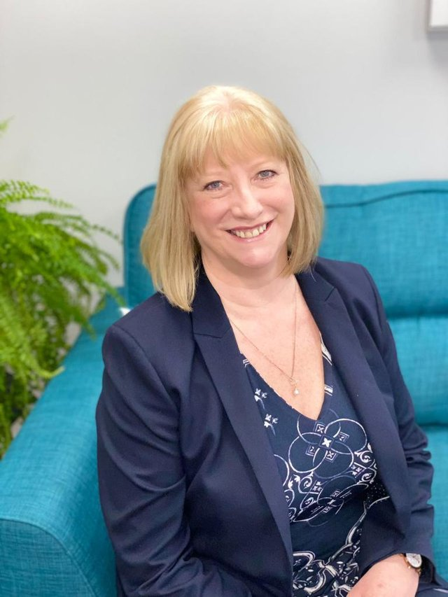 Care firm managing director Lynn Laughland highlights the appeal of working in the sector. Picture: contributed.