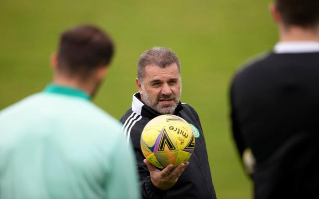 New Celtic manager Ange Postecoglou says he will create a demanding environment for the club's players in the coming weeks and months. (Photo by Craig Williamson / SNS Group)