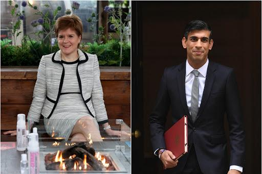 Nicola Sturgeon statement RECAP:  First Minister to discuss quarantine ahead of Rishi Sunak's summer statement thumbnail