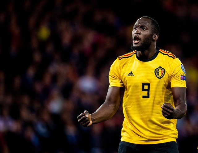 Will the Belgian striker take home the golden boot this summer? Photo credit: Craig Williamson - SNS Group