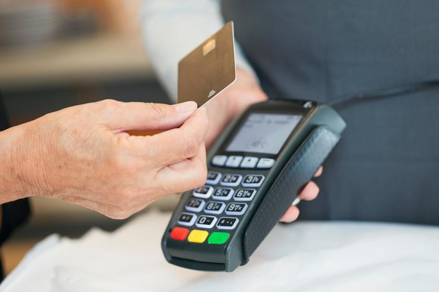 Contactless payments have grown in popularity as people avoid cash.