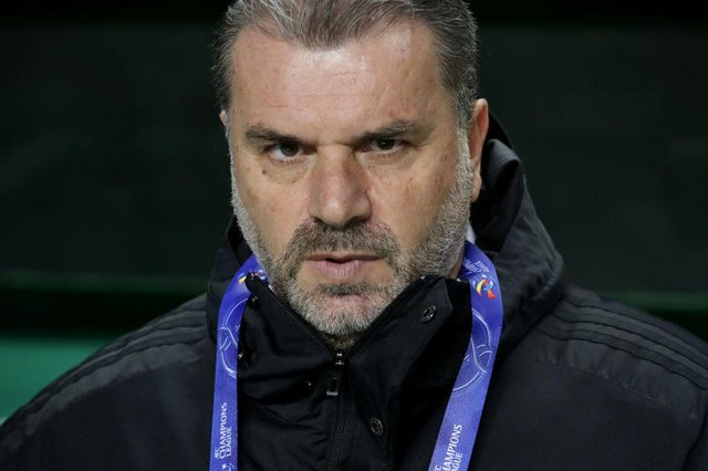 Ange Postecoglou became Celtic manager last month. Picture: Getty