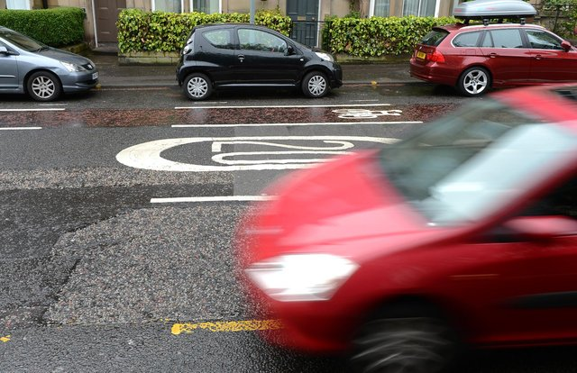 City-wide 20mph limits on most Edinburgh streets were introduced between 2016 and 2018. Picture: Neil Hanna