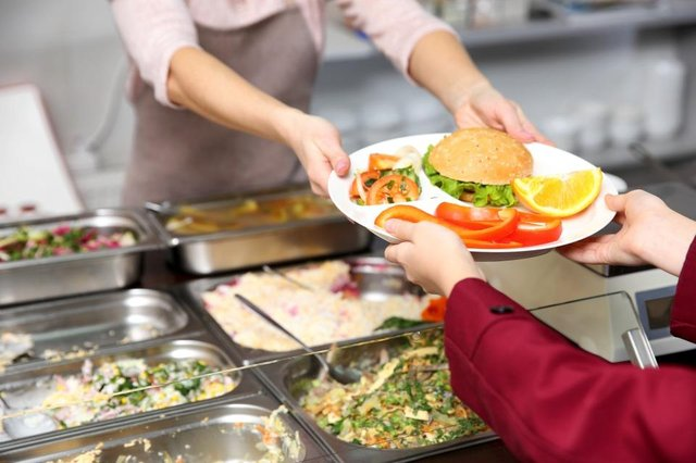 Is your child entitled to free school meals? (Photo: Shutterstock)