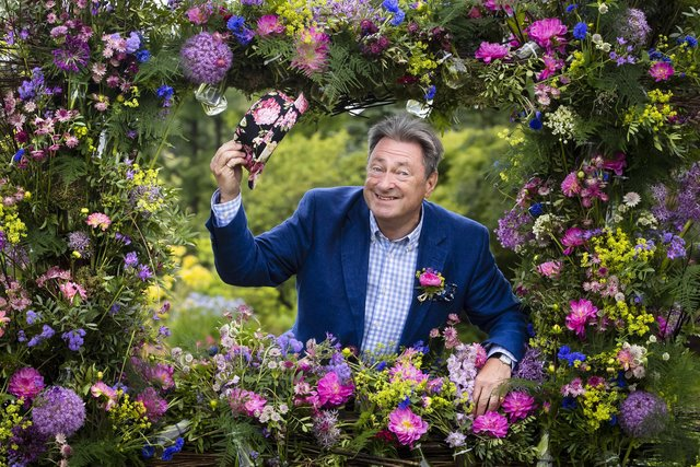 EMBARGOED TO 0001 TUESDAY MARCH 30 21/06/19 PA File Photo of TV gardener Alan Titchmarsh ahead of the opening of the RHS Garden Harlow Carr Flower Show in Harrogate, North Yorkshire. See PA Feature SHOWBIZ TV Titchmarsh. Picture credit should read: Danny Lawson/PA Photos. WARNING: This picture must only be used to accompany PA Feature SHOWBIZ TV Titchmarsh.