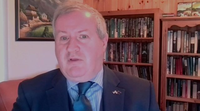 """Ian Blackford has demanded the Prime Minister """"rule out a return to Tory austerity cuts""""ahead of the budget."""