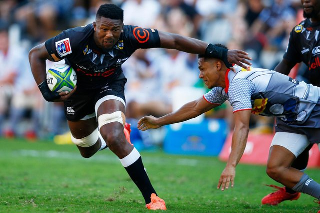 The Stormers and the Sharks will not play Rainbow Cup matches in Europe. Picture: Steve Haag/Gallo Images/Getty Images
