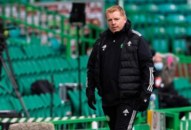 Neil Lennon has picked his side for St Mirren (Photo by Alan Harvey / SNS Group)