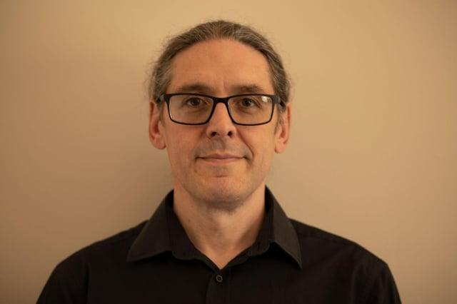 Professor Nicholas Sculthorpe.