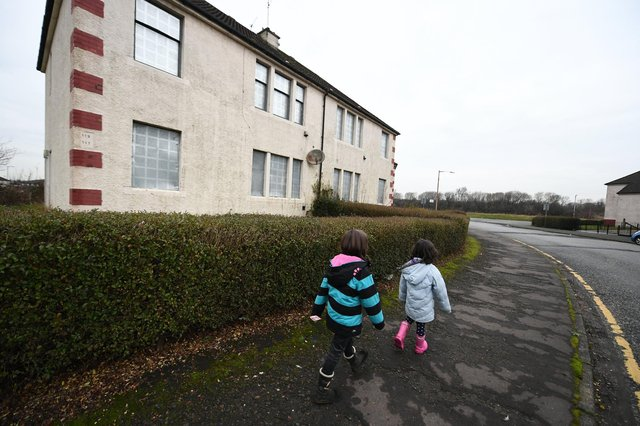 Child poverty is significantly lower in Scotland compared to the UK average because of lower housing costs, which shows the value ofsocial housing, says Chris Birt (Picture: John Devlin)