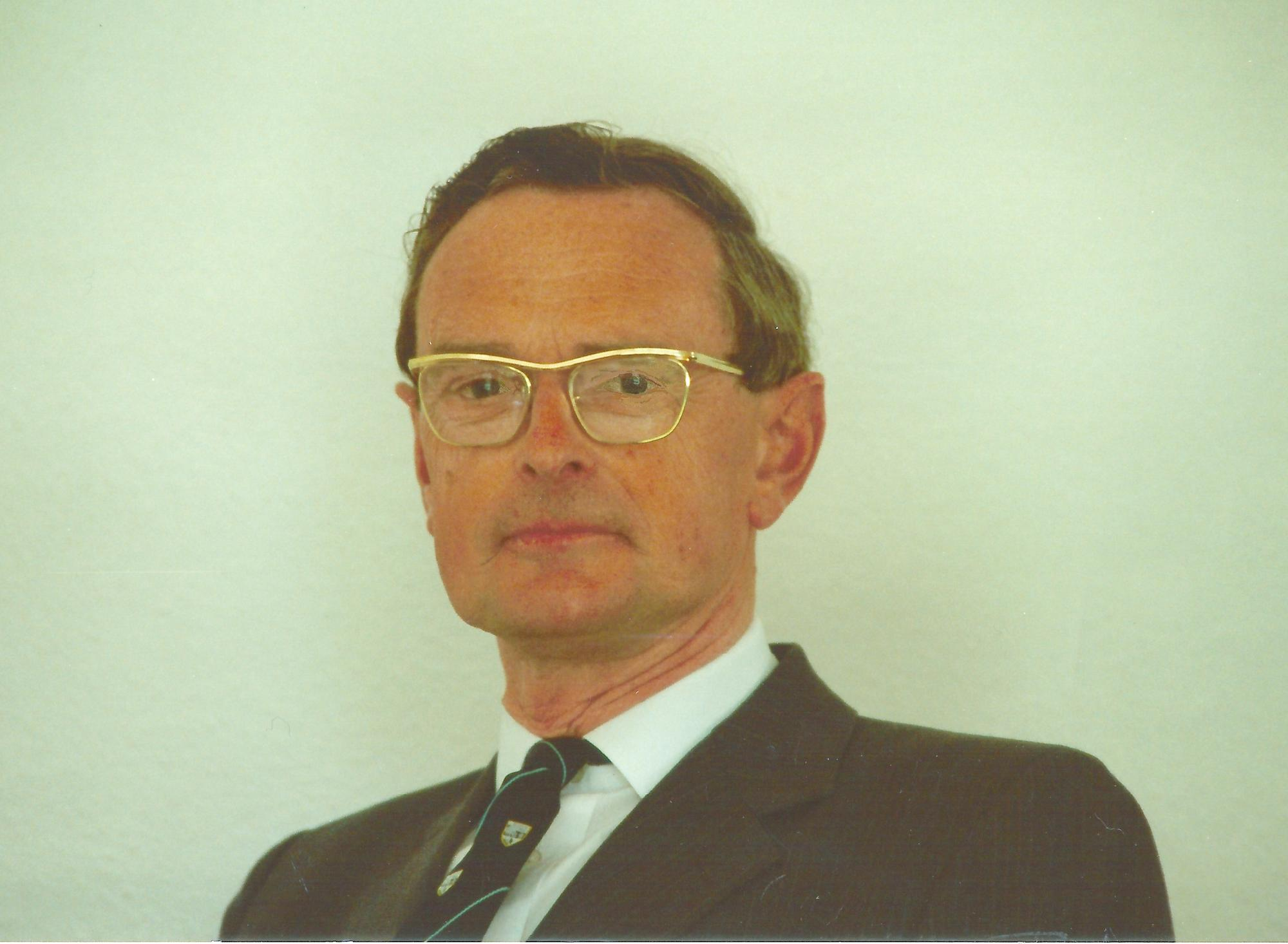 Obituary: Colin Davidson, professor of electrical engineering