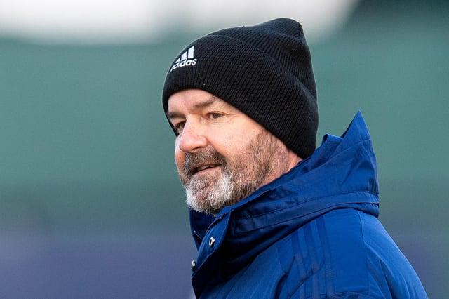 Scotland manager Steve Clarke names his 26-man Scotland squad on Wednesday.