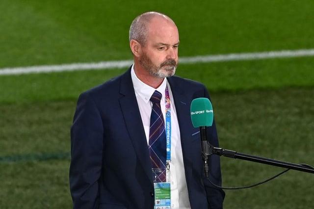 Steve Clarke, Head Coach of Scotland. (Photo by Facundo Arrizabalaga - Pool/Getty Images)