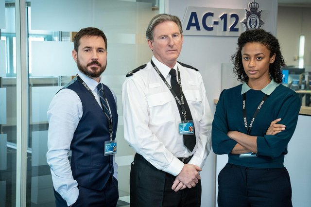 BBC drama Line of Duty has gripped the nation for weeks but some were not impressed by the last episode of the latest series (Picture: BBC/World Productions/Steffan Hill)