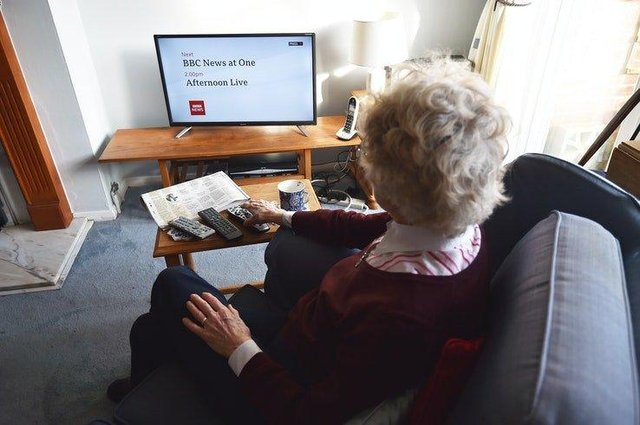 Anas Sarwar has committed to help every person aged 75 and over in Scotland pay their TV licence.
