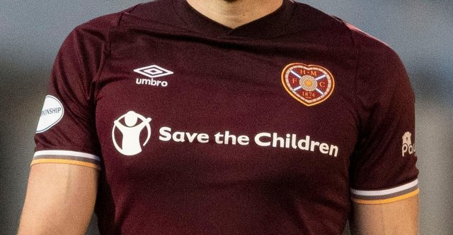 Hearts will have a new commercial shirt sponsor next season.