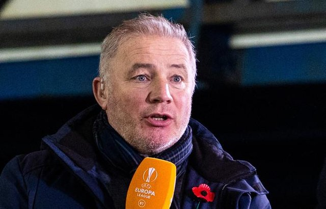 Former Rangers striker and manager Ally McCoist (Photo by Alan Harvey / SNS Group)