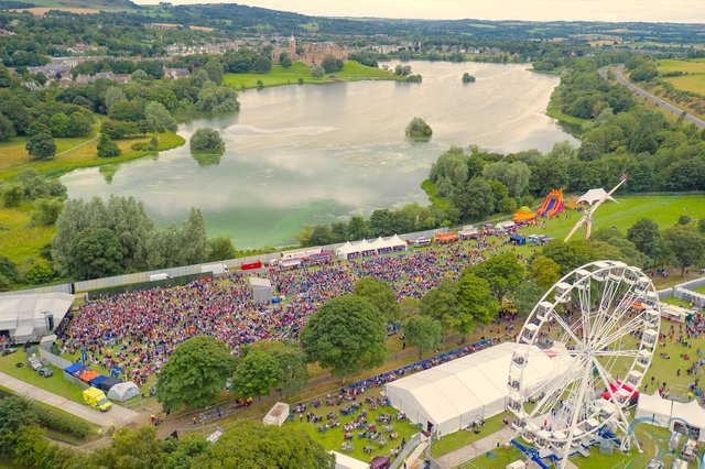 The Party in the Palace festival in Linlithgow is due to go ahead in August.