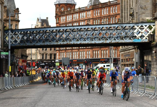 An £8 million fund to improve cycling facilities across Scotland has been launched.
